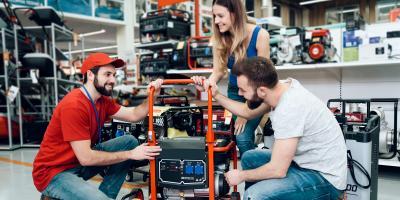 5 Benefits of Renting a Generator, St. Peters, Missouri