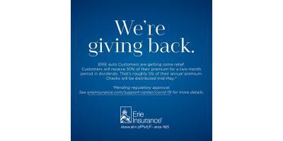 We're Giving Back..., Springboro, Ohio