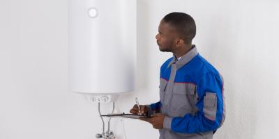 4 Signs You Should Replace Your Water Heater, Springfield, Pennsylvania