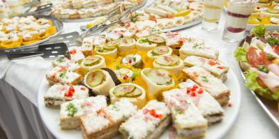 How to Accommodate the Dietary Restrictions of Guests When Catering, Fairfield, Ohio