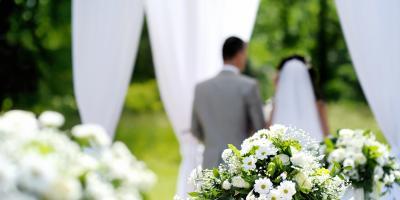 3 Must-Have Essentials for an Outdoor Summer Wedding, Fairbanks, Alaska