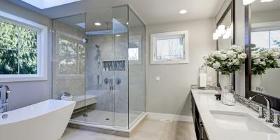 4 Considerations When Choosing a New Shower Door Installation, Ewa, Hawaii