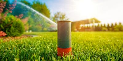 5 Signs You Need Sprinkler Repair Now, Ewa, Hawaii