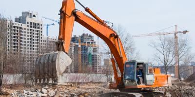 3 Benefits of Hiring a Professional Excavating Contractor to Clear Your Land, St. Marys, Pennsylvania