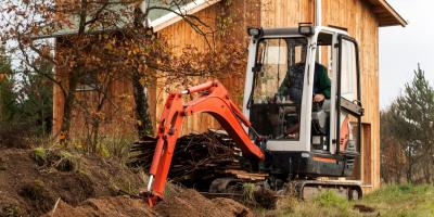 3 Home Improvement Projects That Require Excavating, Victor, New York