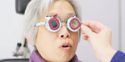 5 Ways Your Eyes Change With Age, Fairbanks North Star, Alaska