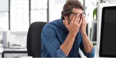 3 Exercises to Reduce Workplace Eye Strain, Rochester, New York