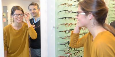 A Guide to Picking Eyeglasses for Your Face Shape, Rochester, New York
