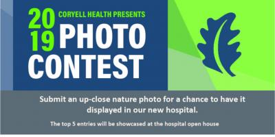 Photography Contest Winners Will Adorn Walls of New Hospital, Gatesville, Texas