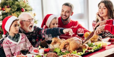 Top 4 Dental Holiday Tips, Fairbanks, Alaska