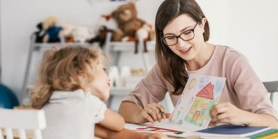 How Occupational Therapy Can Help Children with Autism, Fairbanks, Alaska