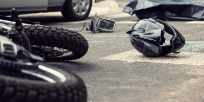 The Top 5 Causes of Motorcycle Accidents, Fairbanks North Star, Alaska