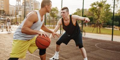 3 Common Basketball Injuries, Fairbanks, Alaska