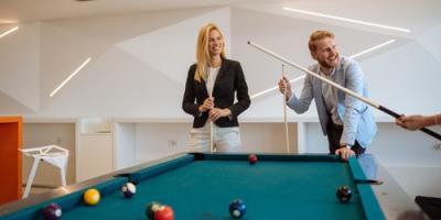 5 Ways Items Like Pool Tables Benefit Your Business, Fairbanks North Star, Alaska