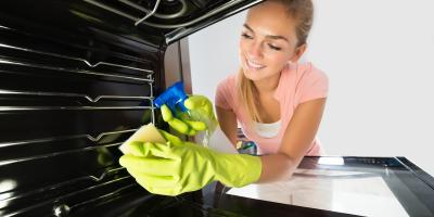 How to Clean an Oven, Fairbanks, Alaska
