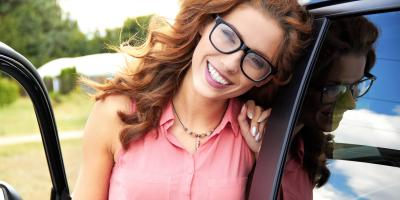 4 Reasons You Should Always Wear Your Glasses Behind the Wheel, Fairfield, Ohio