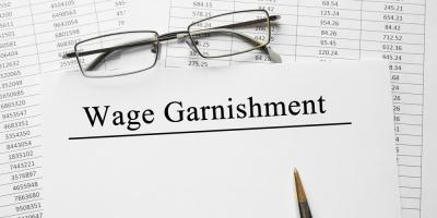 The Steps You Can Take to Stop Wage Garnishments, Fairfield, Ohio