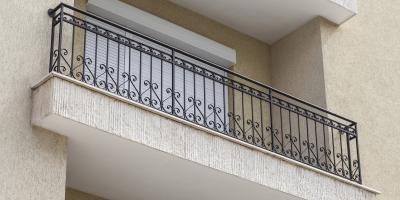 4 Steps to Remove Rust From Ornamental Iron Railing, Beacon Falls, Connecticut