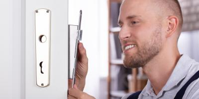 3 Types of Training Involved in Becoming a Locksmith, Fairfield, Ohio