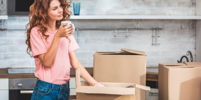 5 Types of Items Your Need for Your First Move, Fairfield, Ohio