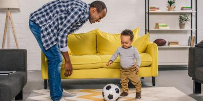 3 Ways to Keep Toddlers Active, Fairfield, Ohio