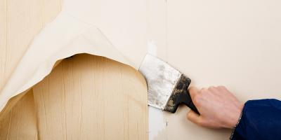 3 Reasons to Hire a Professional for Wallpaper Removal , Perinton, New York