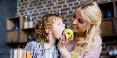 Dentist Shares 3 Foods to Help Loosen Your Child's First Tooth, Bethel, Ohio