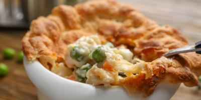 The History of Chicken Pot Pies, Newtown, Ohio