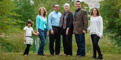 3 Reasons to Get Family Portraits Taken by a Professional Photographer, St. Charles, Missouri
