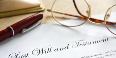 Frequently Asked Questions About Estate Planning, Lexington-Fayette Central, Kentucky