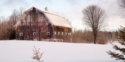 Should You Add Snow Load & Collapse Coverage to Your Farm Insurance for the Winter?, Barron, Wisconsin