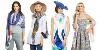 Smart & Stylish Scarf Fashion Tips , Naples, Florida