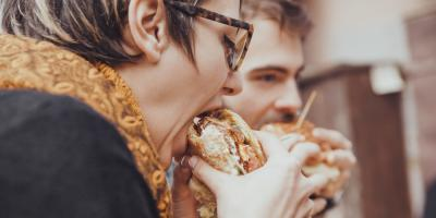 4 Benefits of Dining at a Fast Food Restaurant, North Gates, New York