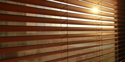 Top 4 Options for Easy-to-Clean Blinds & Shades, Cincinnati, Ohio