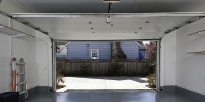 3 Possible Reasons Your Garage Door Opens on Its Own, Rochester, New York