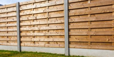 Which Materials Are Best When Building Fences for Privacy?, Columbia, Missouri