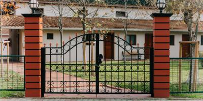 3 Reasons to Install a Driveway Gate, Spencerport, New York