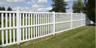 3 Important Benefits of Vinyl Fences, Osino, Nevada