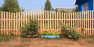 What Does the Fence Installation Process Involve?, Anchorage, Alaska