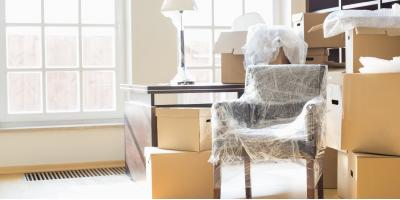 4 Types of Moving Boxes to Use, Cincinnati, Ohio