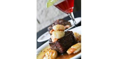 Come eat at The Tin Top!, Bon Secour, Alabama