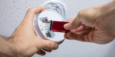 Prevent Your Fire Alarm From Sounding & Follow These 3 Fire Safety Tips, Union, Ohio
