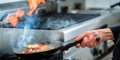 Fire Restoration Experts Explain 5 Common Causes of Kitchen Fires, Ashtabula, Ohio