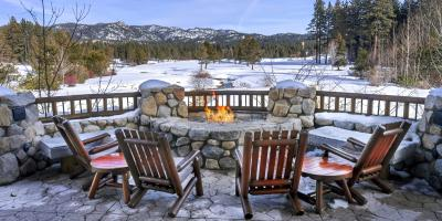 3 Reasons to Install a Fire Pit This Winter, Clearwater, Minnesota