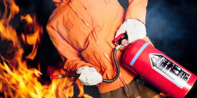 How to Select the Right Fire Extinguisher, Queens, New York