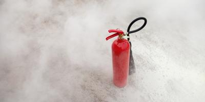 The 4 Fire Extinguisher Types, Olive Branch, Mississippi