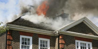 Who Determines if Your Fire-Damaged Home Is Safe to Enter & How?, Evergreen, Montana