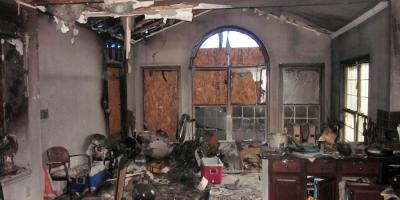 How to Prepare Your Home After You Have Had A Fire, Plover, Wisconsin