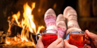 What Are the Benefits of a Gas vs. Wood Fireplace?, High Point, North Carolina