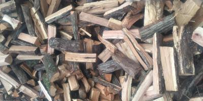 3 Creative Uses for Firewood, New London, North Carolina